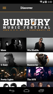Bunbury Music Festival- screenshot thumbnail