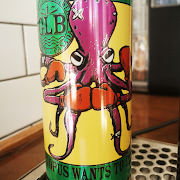 Octopus Wants to Fight Beer