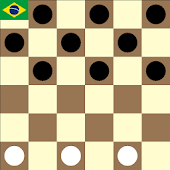 Brazilian checkers / draughts