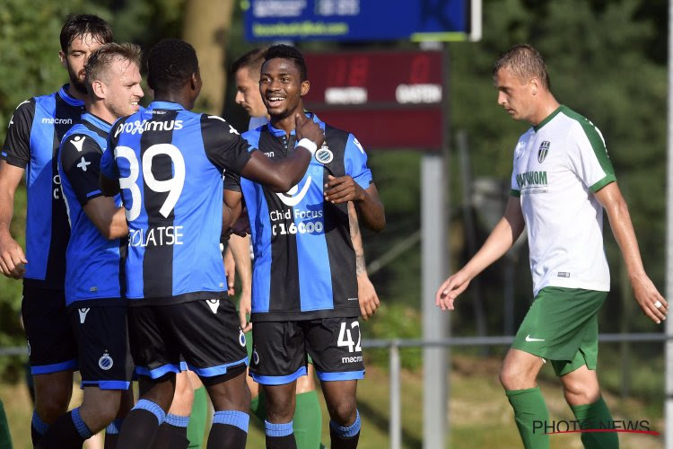 Officiel: le Club de Bruges laisse partir un de ses joueurs offensifs