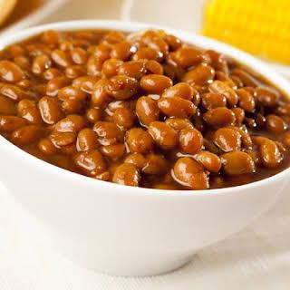 Jack Daniel's Baked Beans.