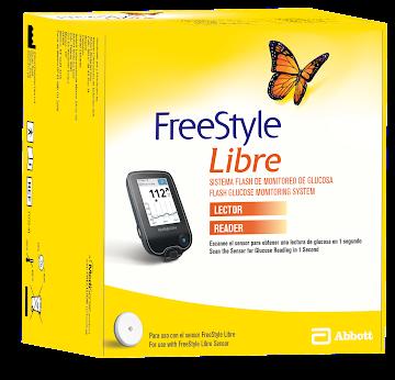 Lector FreeStyle Libre x