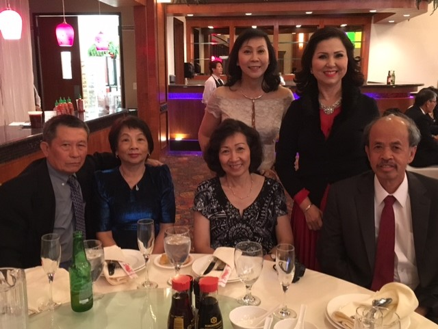 Dự đám cưới con của Tiến Việt k2  h4