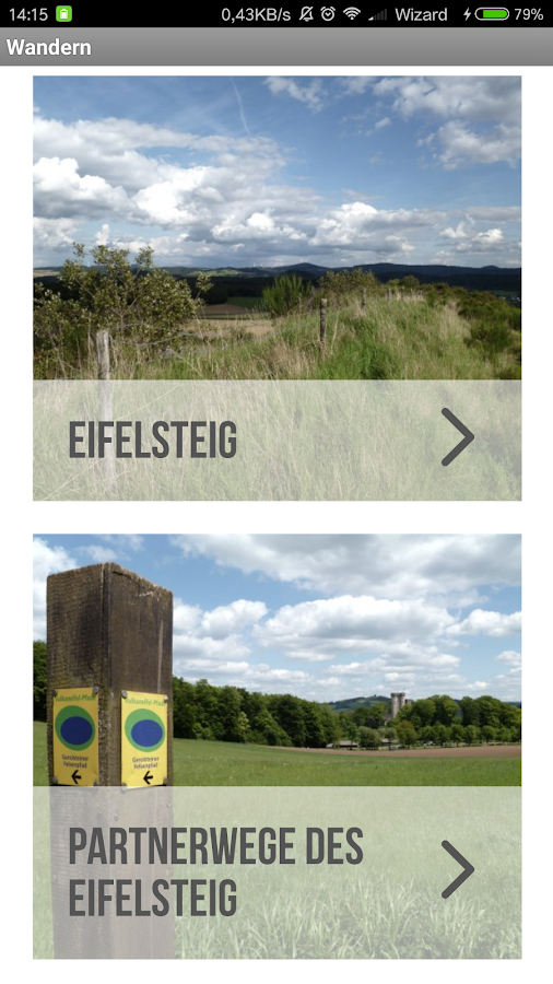 Eifel Guide - TVV- screenshot