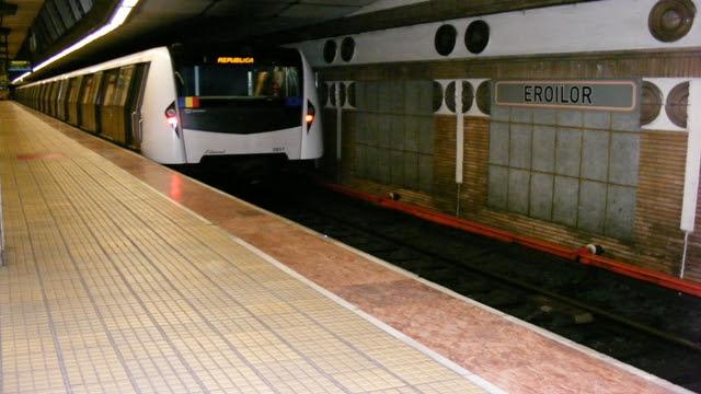 Bucharest Subway transport