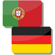 App Icon for Portuguese-German offline dict App in Czech Republic Google Play Store