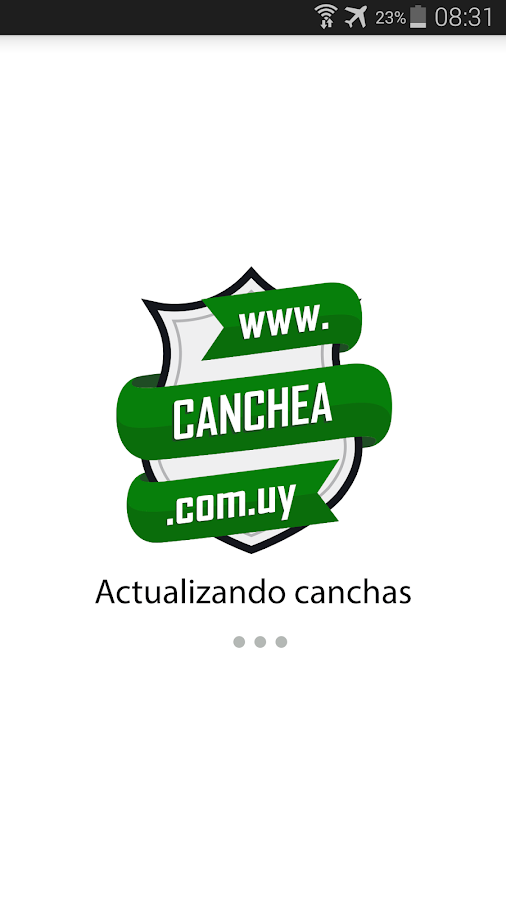 Canchea Uruguay- screenshot