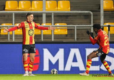 Marian Shved matchwinnaar voor KV Mechelen in zespuntenmatch tegen Moeskroen