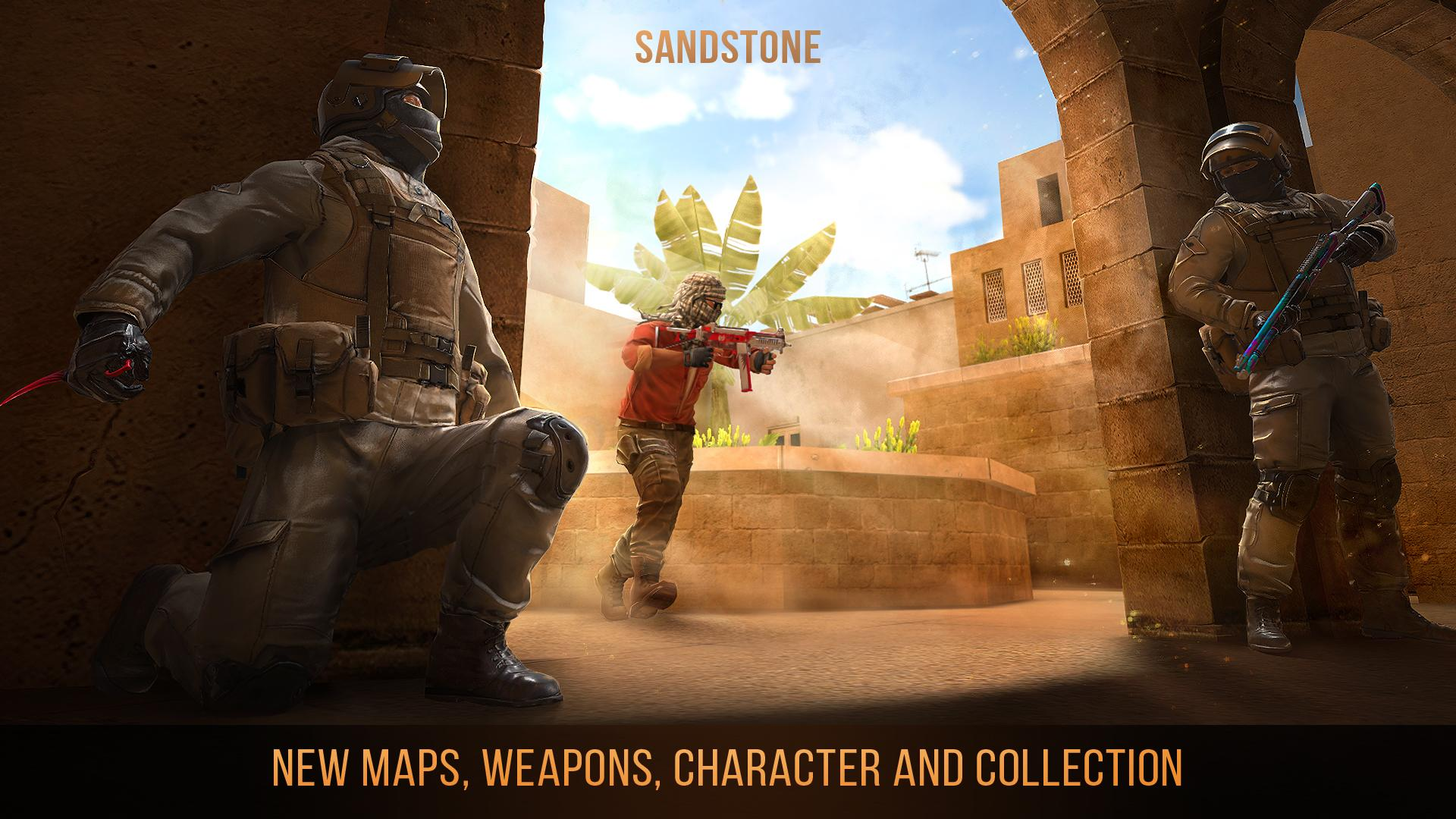 Standoff 2 Mod Apk (Unlimited Money/Health) Unlimited Ammo Hack 1