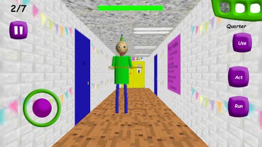 Math Crazy Teacher: Birthday Bash Badge Party Mod 1.0 screenshots 5