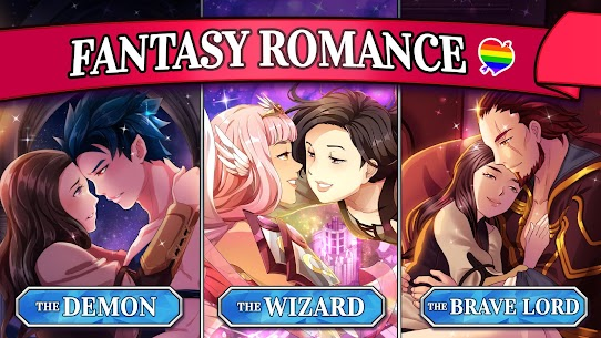Lovestruck Choose Your Romance Mod Apk (All Tickets Unlocked) 4