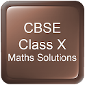 CBSE Class X Maths Solutions icon