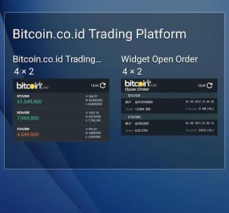 Indodax trading platform apk