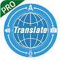 Pro Language Translator Unlimited - Dictionary App (Unreleased) APK icon