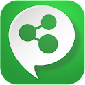 Status quotes to share icon