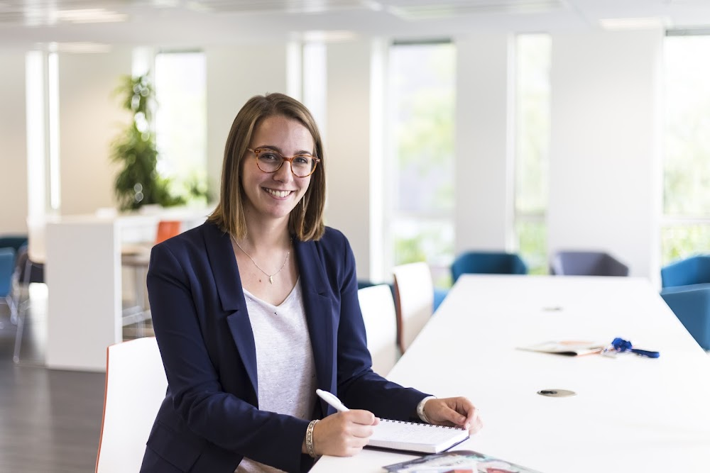 Gabrielle, Ingénieure en performance énergétique des bâtiments