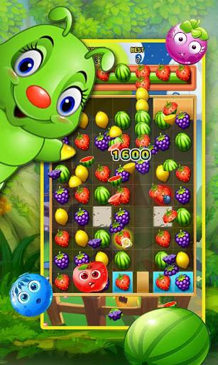 Fruit Crush Free 3.0.1 screenshots 4