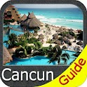 Cancun GPS Map Navigator icon