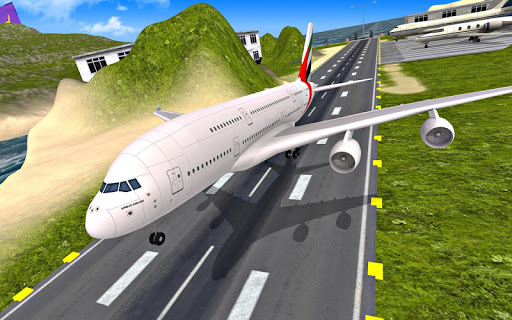 Airplane Fly 3D : Flight Plane 2.5 screenshots 5