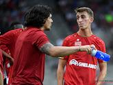 Alexis De Sart en Manuel Benson beseffen dat ze zullen moeten knokken om (weer) in de ploeg te staan bij Antwerp
