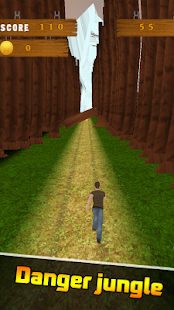Jungle Castle Run 3D - náhled