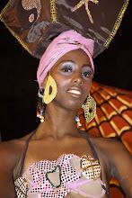 Photo: carnival dancers, cuba. Tracey Eaton photo.
