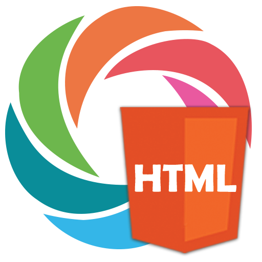 Learn HTML Icon