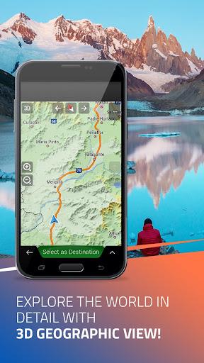 iGO Navigation screenshot 4