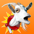 Screaming Goat Air Horn - Funny Prank App icon