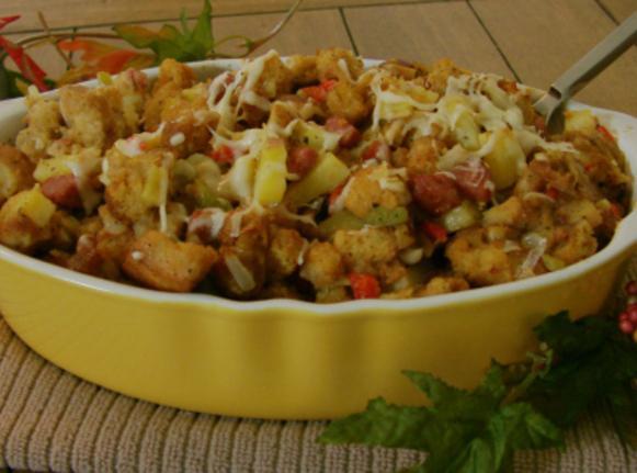 Sausage And Potato Stuffing Recipe
