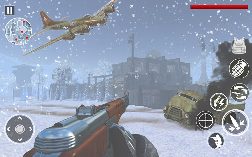 Call for War - Winter survival Snipers Battle WW2 2.0 androidappsheaven.com 7
