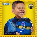Costume Ninja Mask | Construction Toys Photo Suits icon