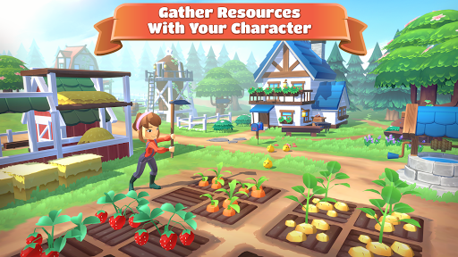 Code Triche Big Farm: Story APK MOD screenshots 2