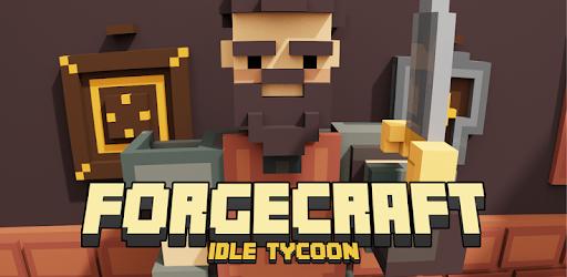 ForgeCraft - Idle Tycoon. Crafting Business Game google play ile ilgili görsel sonucu