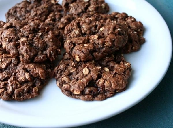 Chocolate Oatmeal Cookles Recipe
