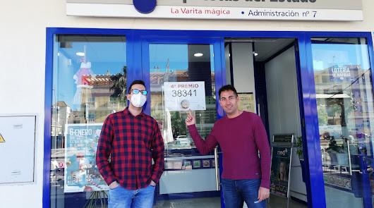 """'La varita mágica' en Roquetas: """"A ver si levantamos el ánimo en esta zona"""""""