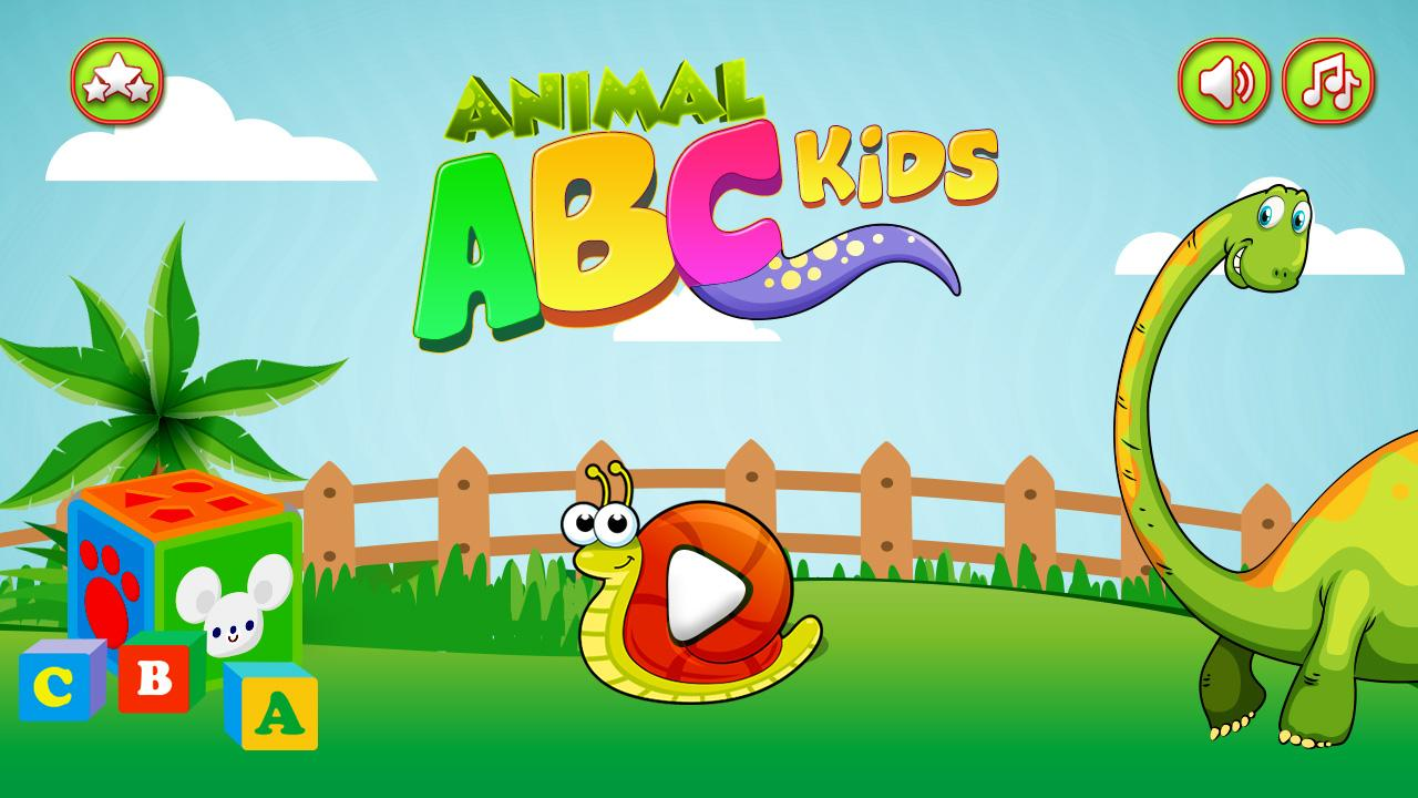 animal abc kids spell u0026 phonics android apps on google play