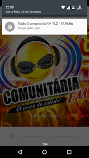 Rádio TLC FM - 87,9- screenshot thumbnail