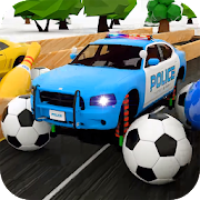 Super City Water Slide Racing: Assembly Tyre Game