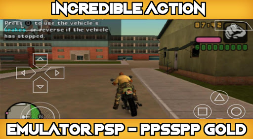 Emulator for PSP - Pro PPSSPP Gold for PC