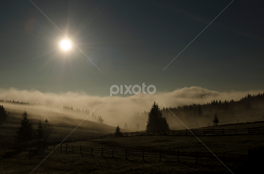 fog by Andrei Crainic - Novices Only Landscapes