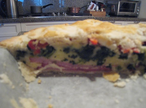 Layered Mediterranean Pie Recipe