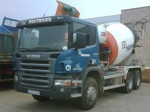 Photo: Fandos Used Trucks cement mixer / Camiones de ocasión hormigoneras (usados) Scania