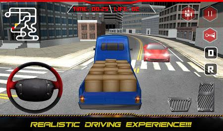 Mini Driver Truck Transport 3D 1.0.1 screenshot 62143