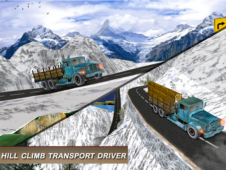 Off Road Truck – Hill Station 1.1 screenshot 1655913