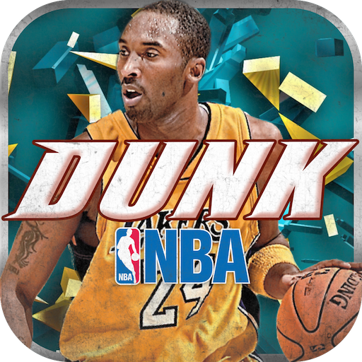 NBA Dunk - Play Basketball Trading Card Games Icon