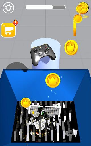 Will It Shred? Satisfying ASMR Shredding Game screenshot 23