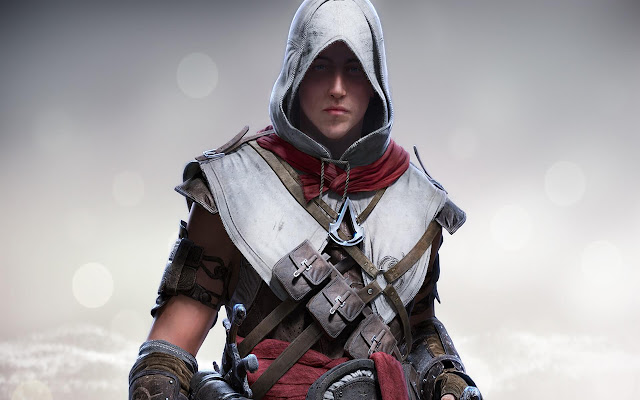 Assassin's Creed - New Tab in HD