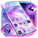 Color Nebula Galaxy Wallpapers & Theme icon