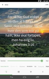 Bibel-skjermdump – miniatyrbilde